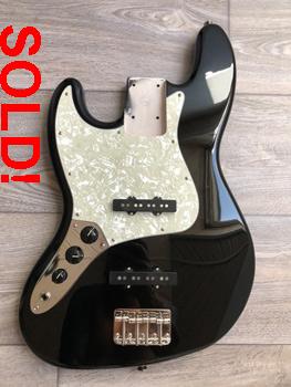 Fender Strap Blocks 2 Paar schwarz//rot