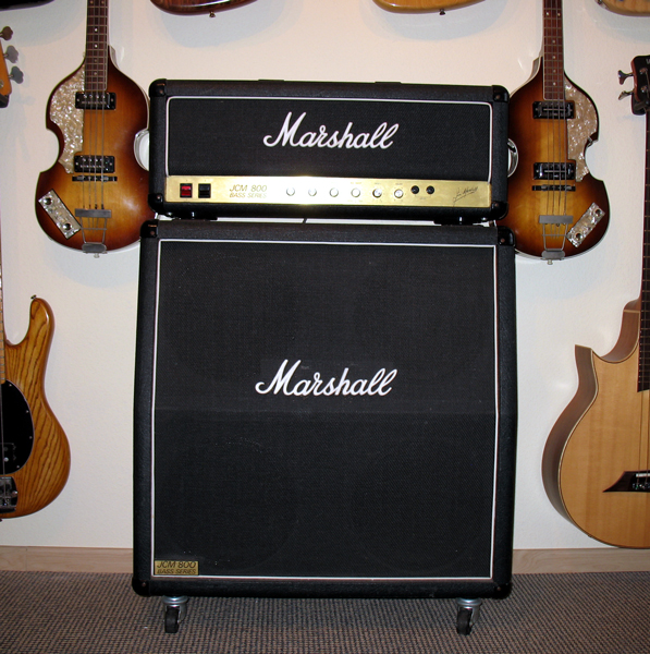 Image - LeftyBassist.com €� View Topic - Marshall Bass Cabinet.